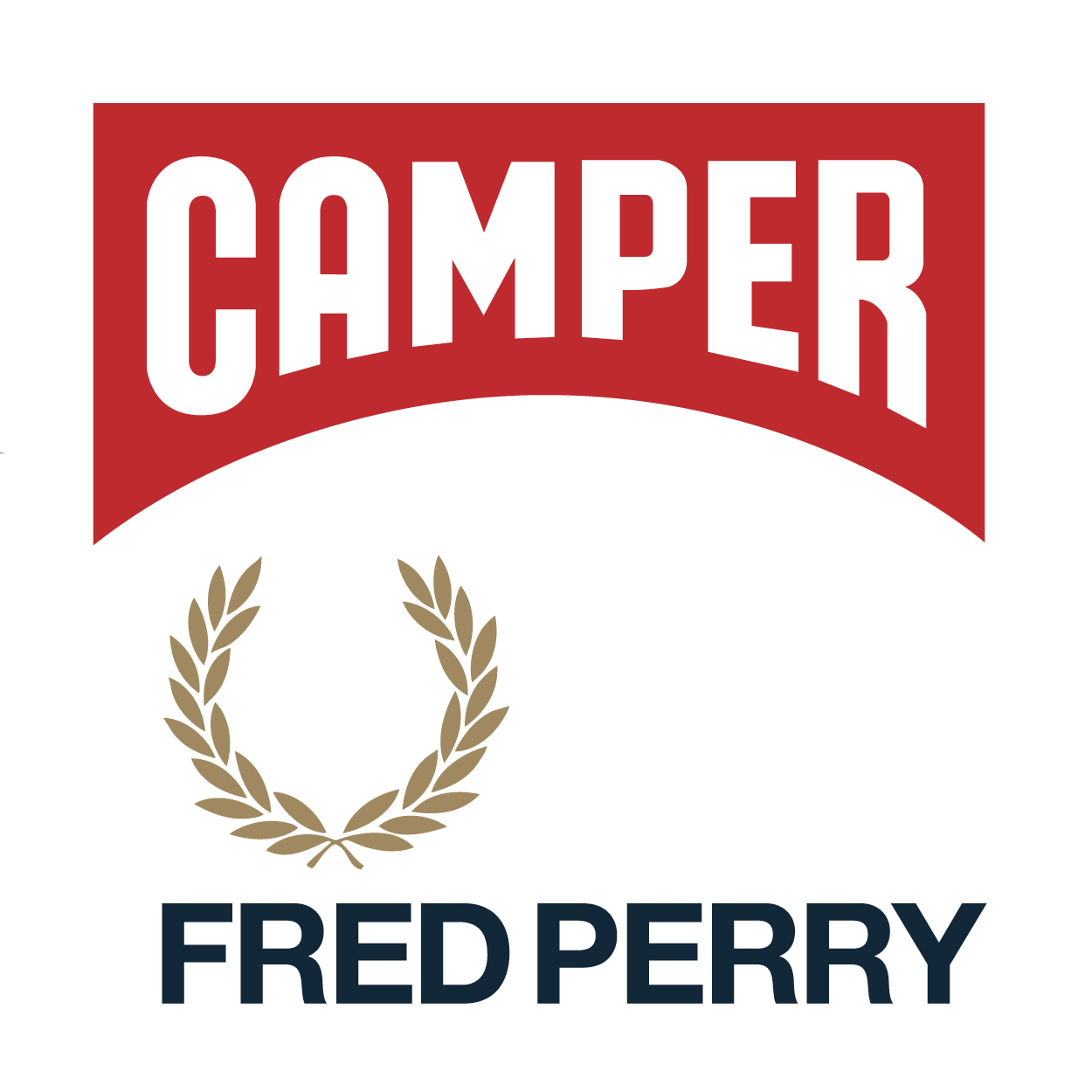 CAMPER / FRED PERRY